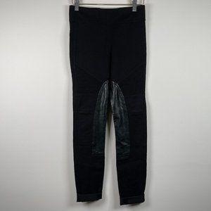 Aritzia Wilfred Moto Skinny Pants sz 00